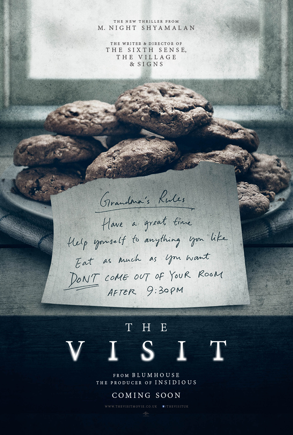 Shyamalan The Visit