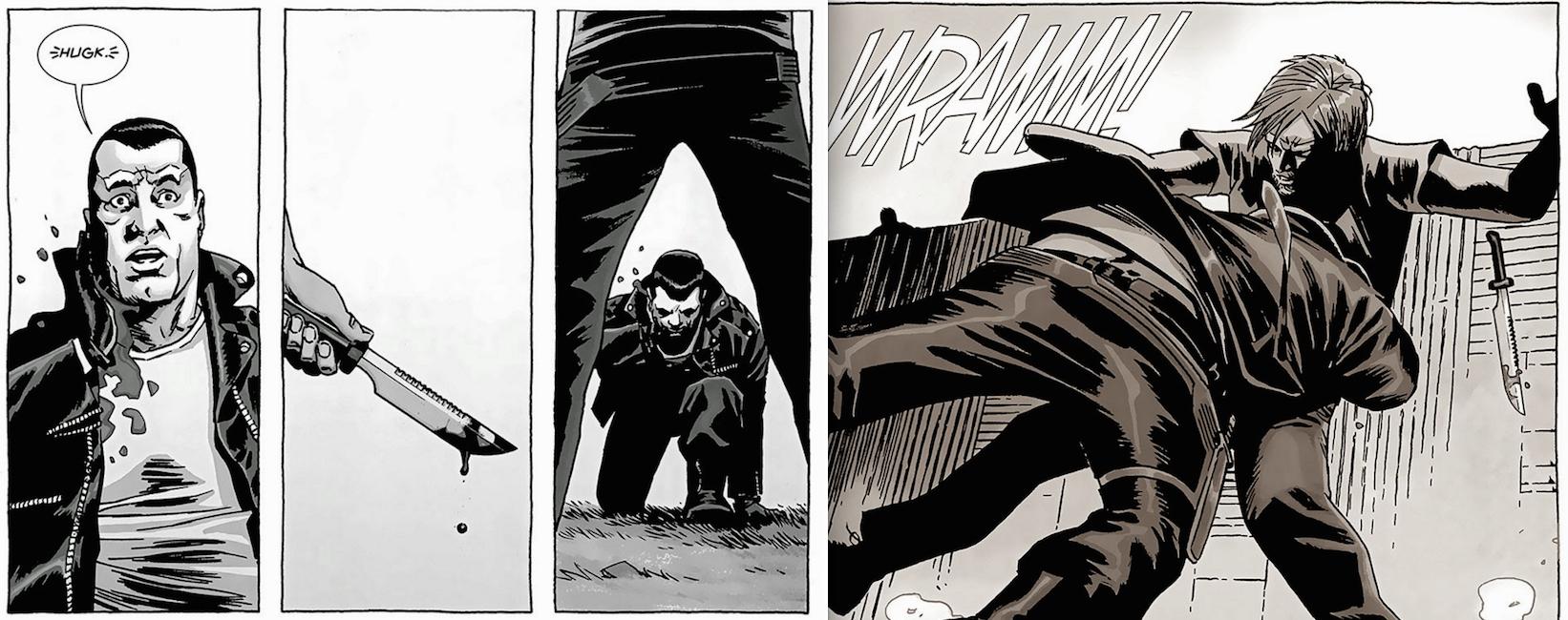 The Walking Dead - Negan is hard to stop!