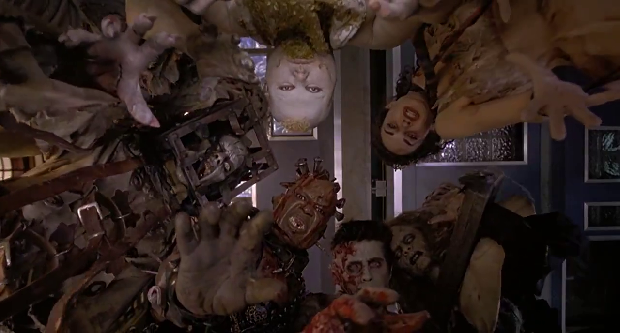 Thirteen Ghosts remake