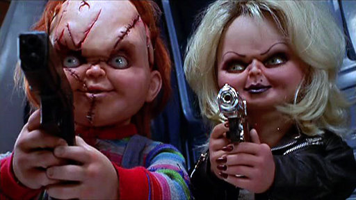 Tiffany and Chucky