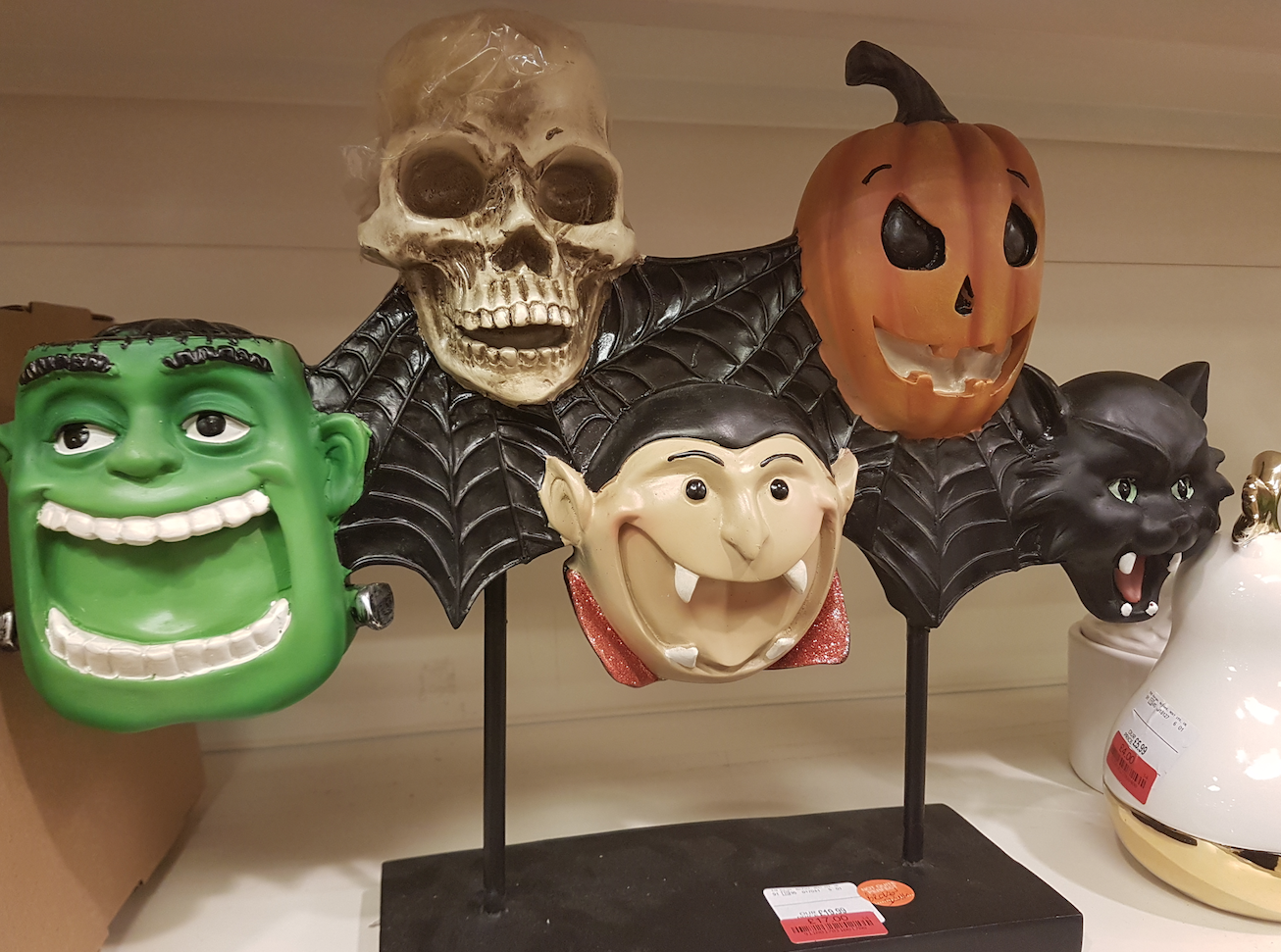 TK Maxx Store Review 2017 - Horror Display Stand