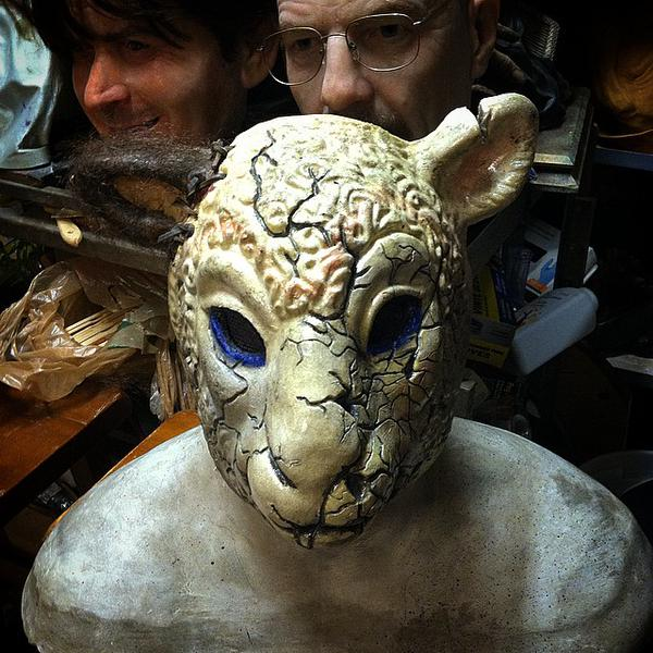 Tom Savini Wyatt mask