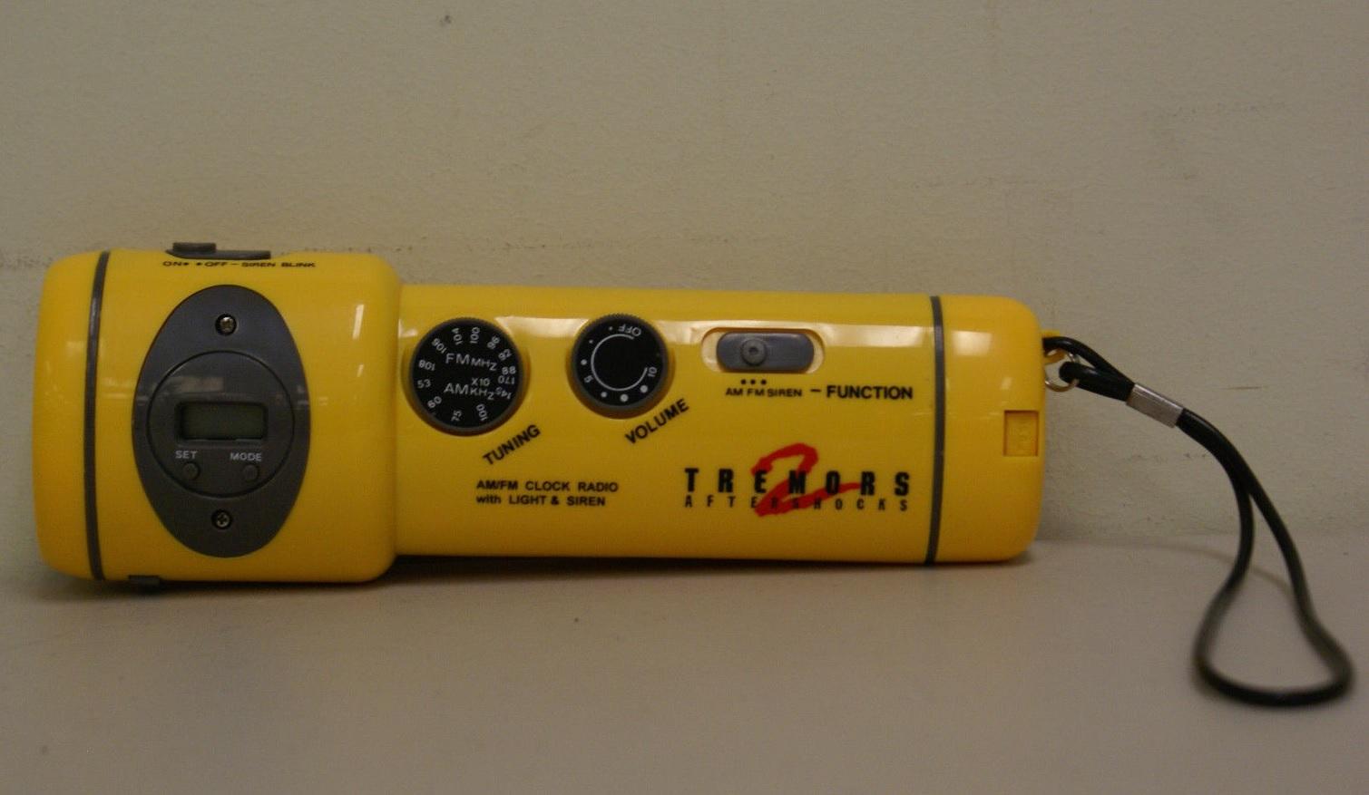 Tremors 2 radio