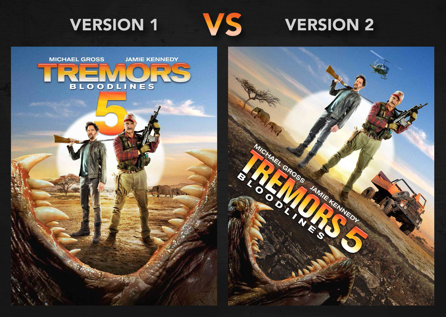 Tremors 5 art