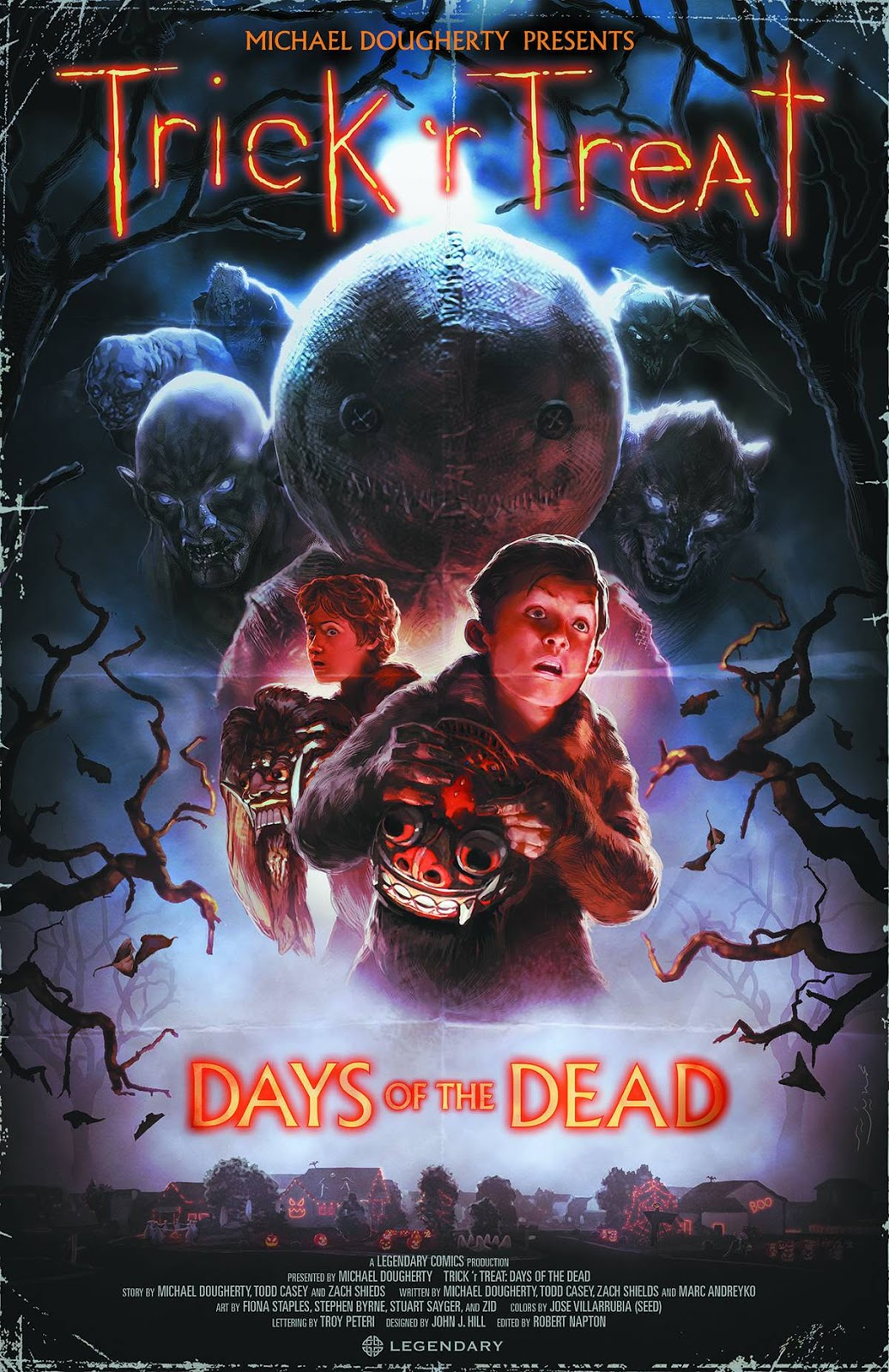 Trick 'r Treat Days of the Dead