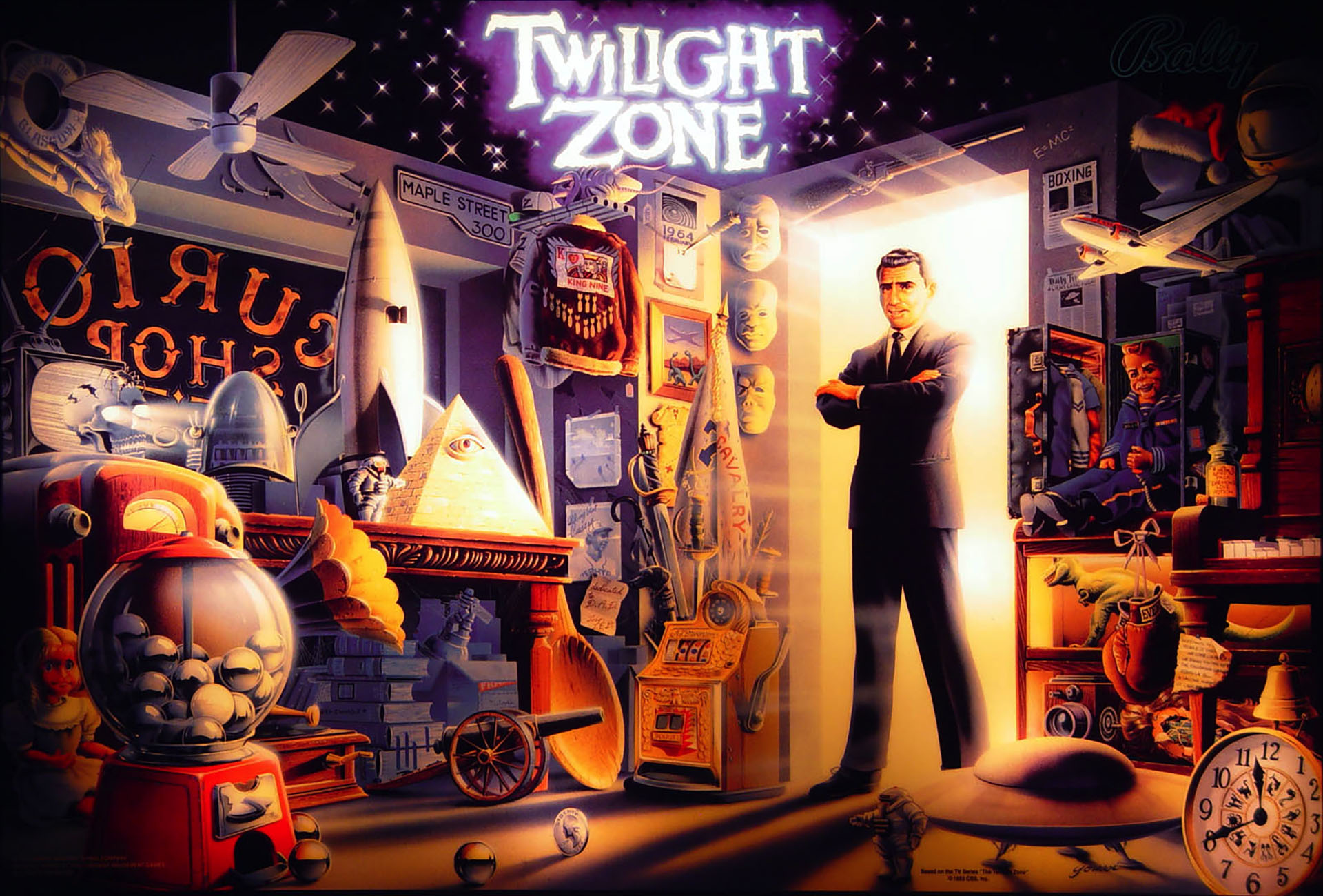 Twilight Zone Art