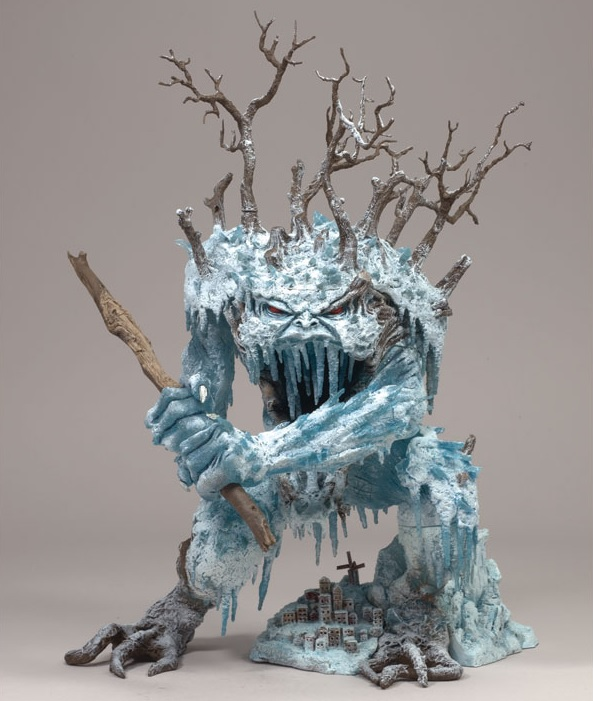 Twisted Christmas Jack Frost