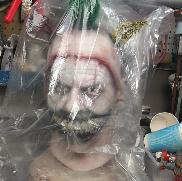 Twisty the Clown mask