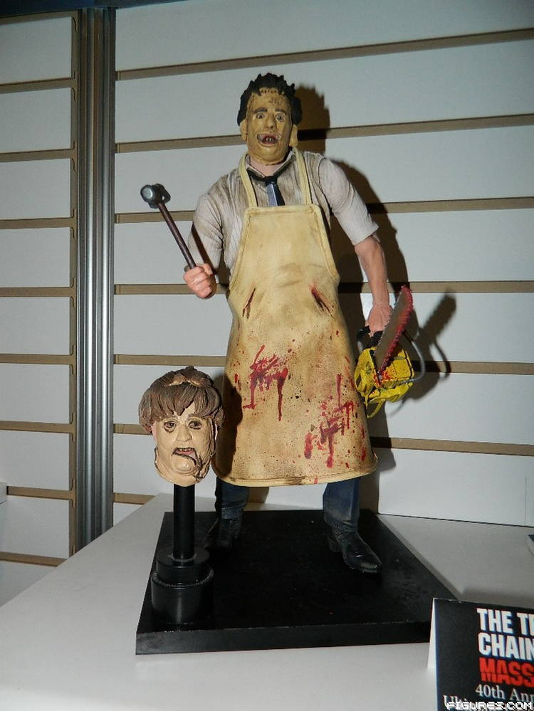 NECA Ultimate Leatherface