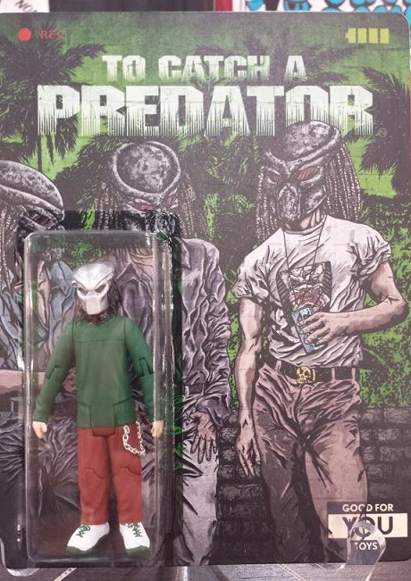 Predator toy