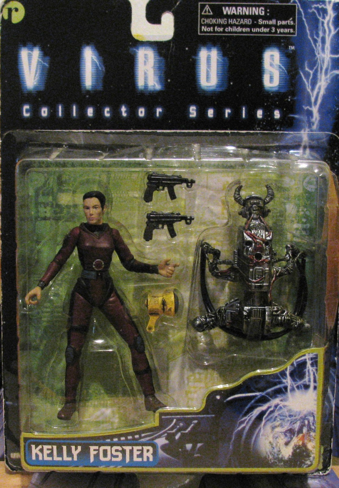 Jamie Lee Curtis toy