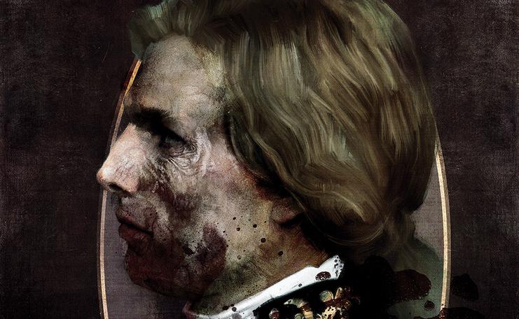 Vlad Rodriguez Lestat Vampire Art