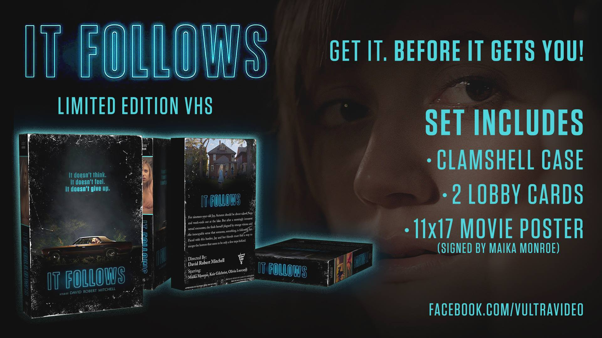 It Follows VHS