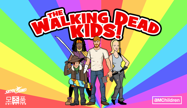 The Walking Dead cartoon