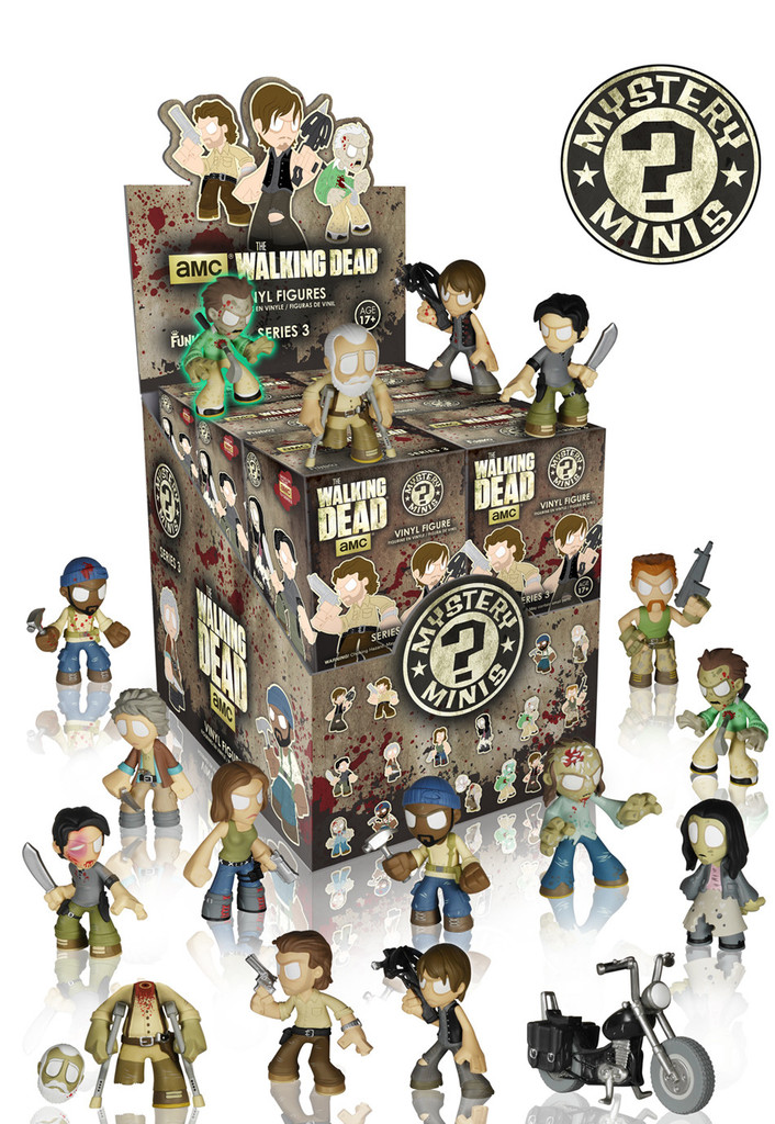 The Walking Dead Funko