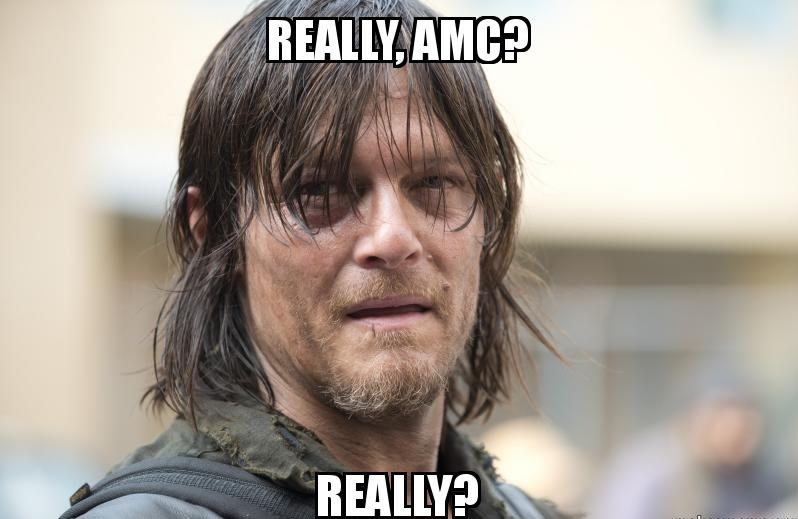 AMC Walking Dead Spoiler