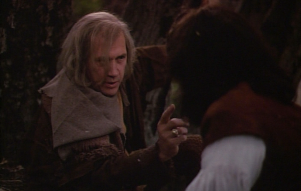 Waxwork David Carradine Cameo
