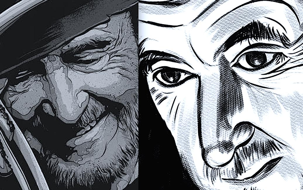 Wes Craven Tribute Art List Halloween Love
