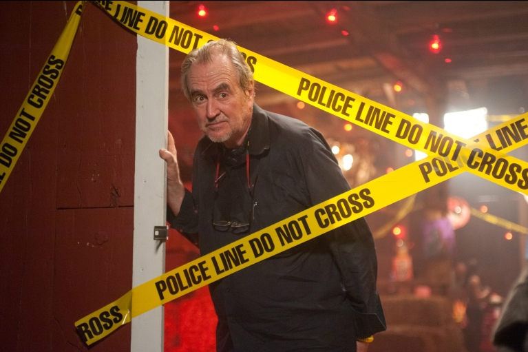 Wes Craven - Scream 4 Set