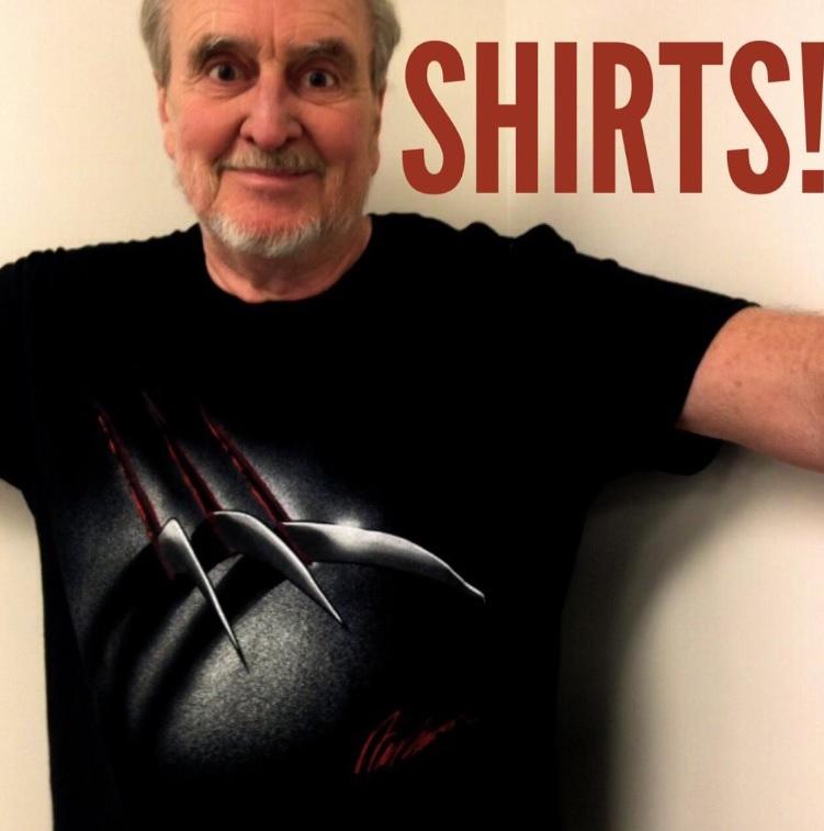 Wes Craven Shirts