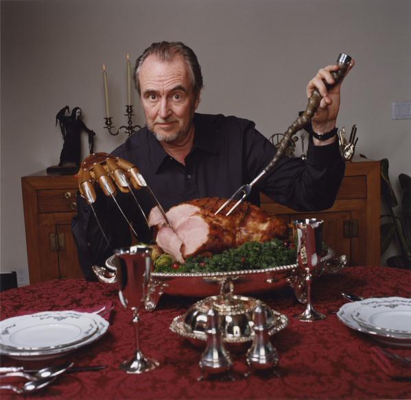 Wes Craven Thanksgiving