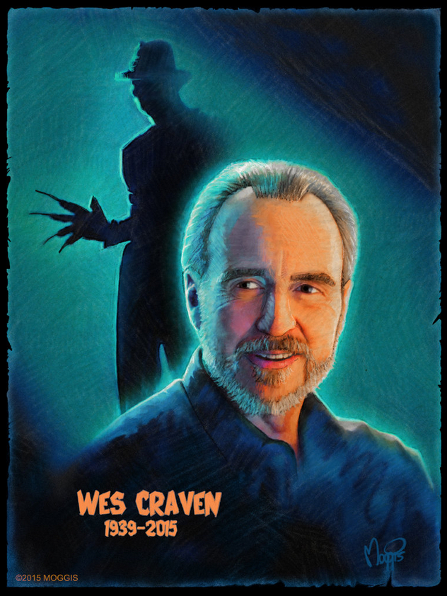 "Wes Craven Tribute Morgan ""Moggis"" Elswyse"