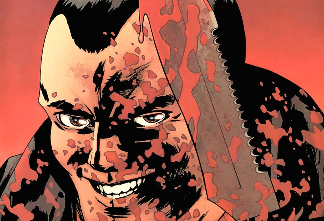 Who Is Negan? The Walking Dead -