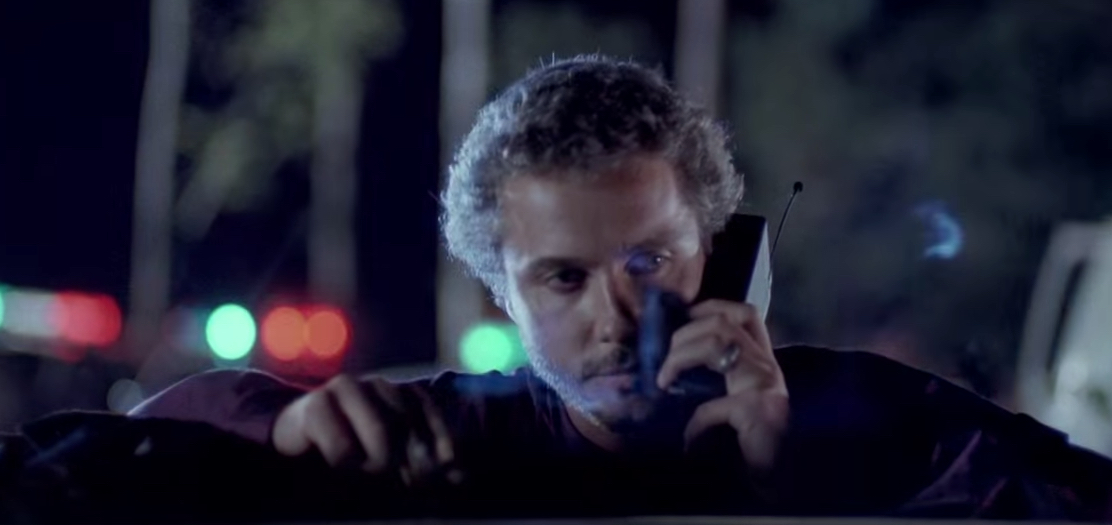 William Petersen In Manhunter