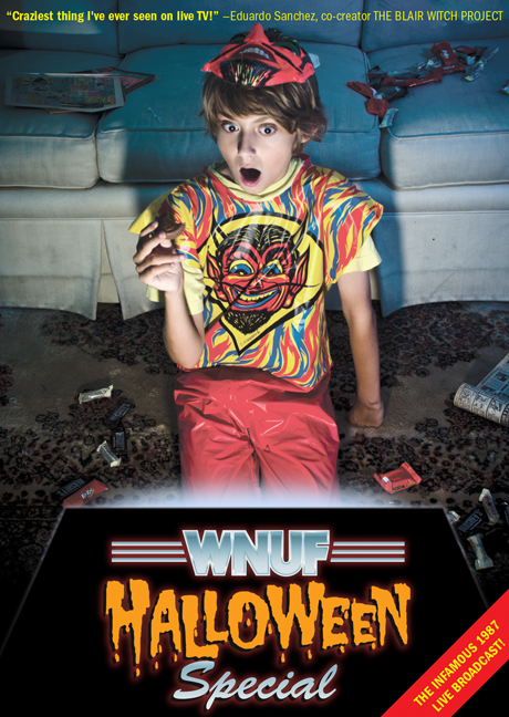 WNUF Halloween special review