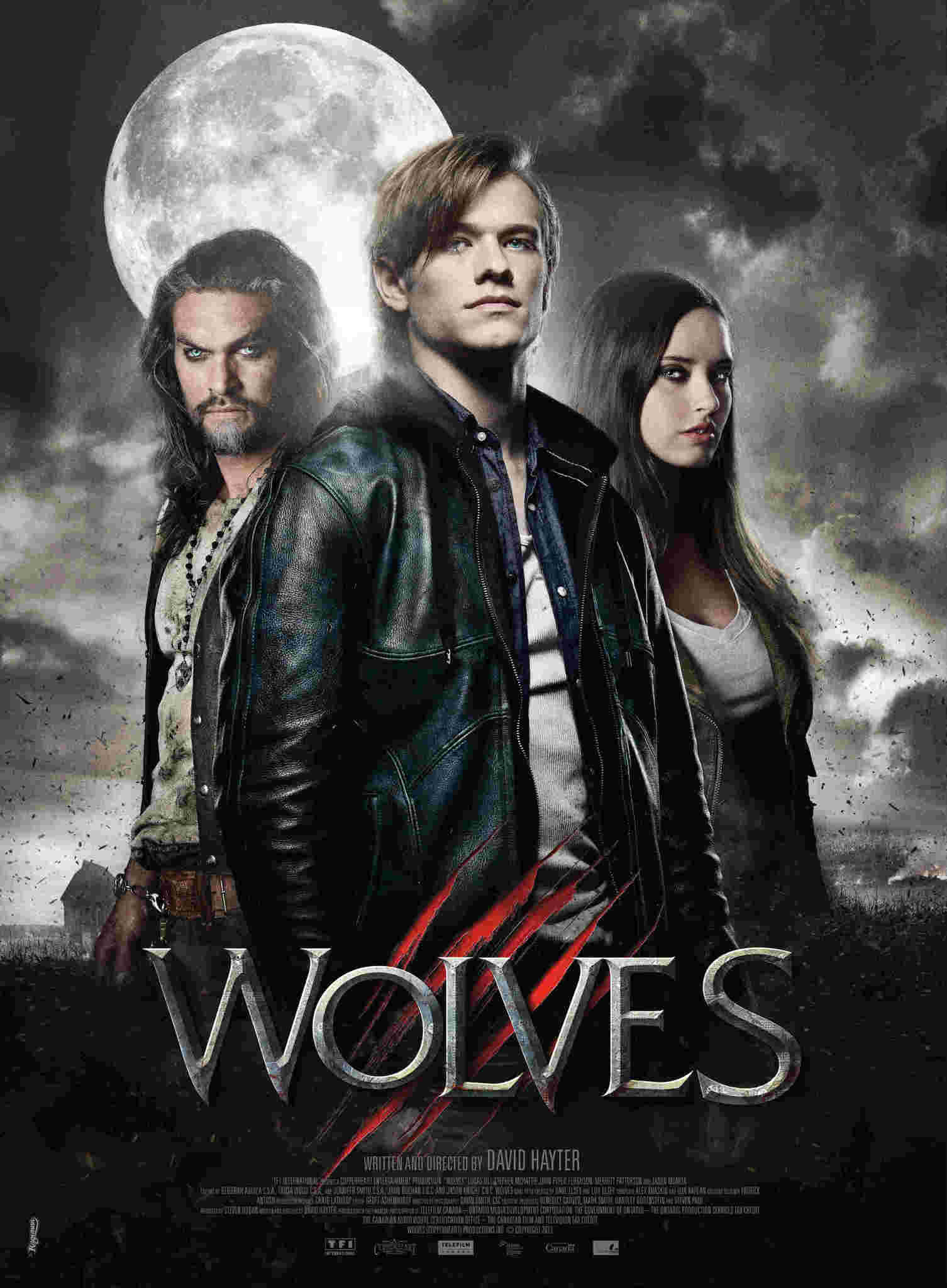 Movie Review: Wolves (2014) | Halloween Love