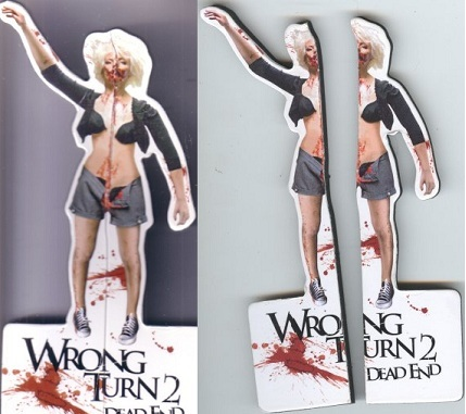 Wrong Turn 2 magnet