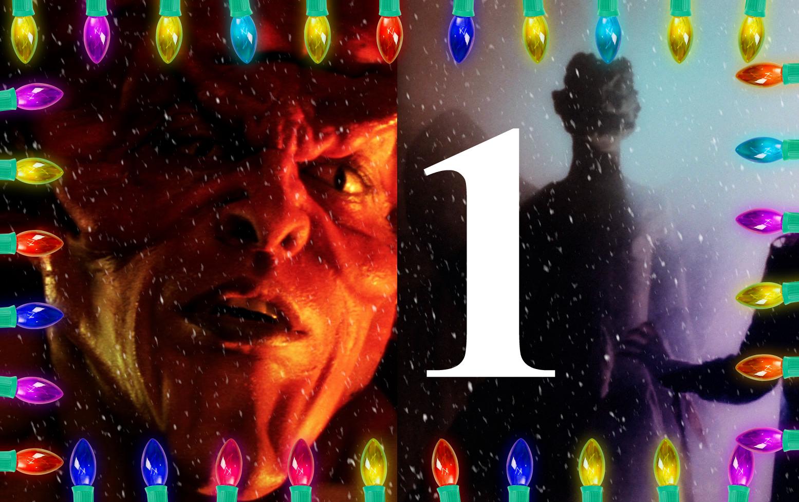 Halloween Love Xmas Countdown - December 1st