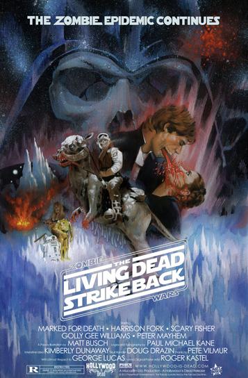 Zombie Wars the Living Dead Strike Back